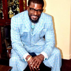 Pastor, C. L. Norman
